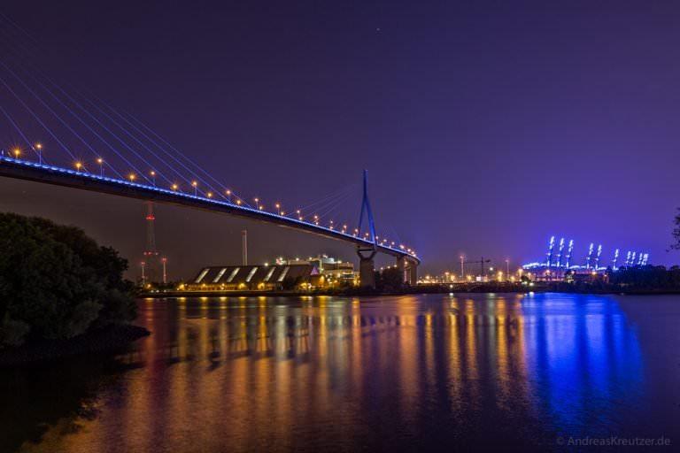 Köhlbrandbrücke - Blue Port II