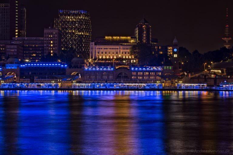 Landungsbrücken - Blue Port