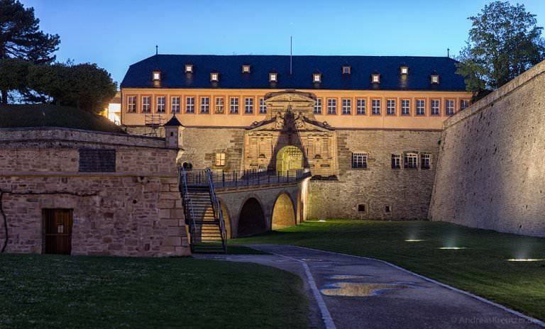 Zitadelle Petersberg - Erfurt