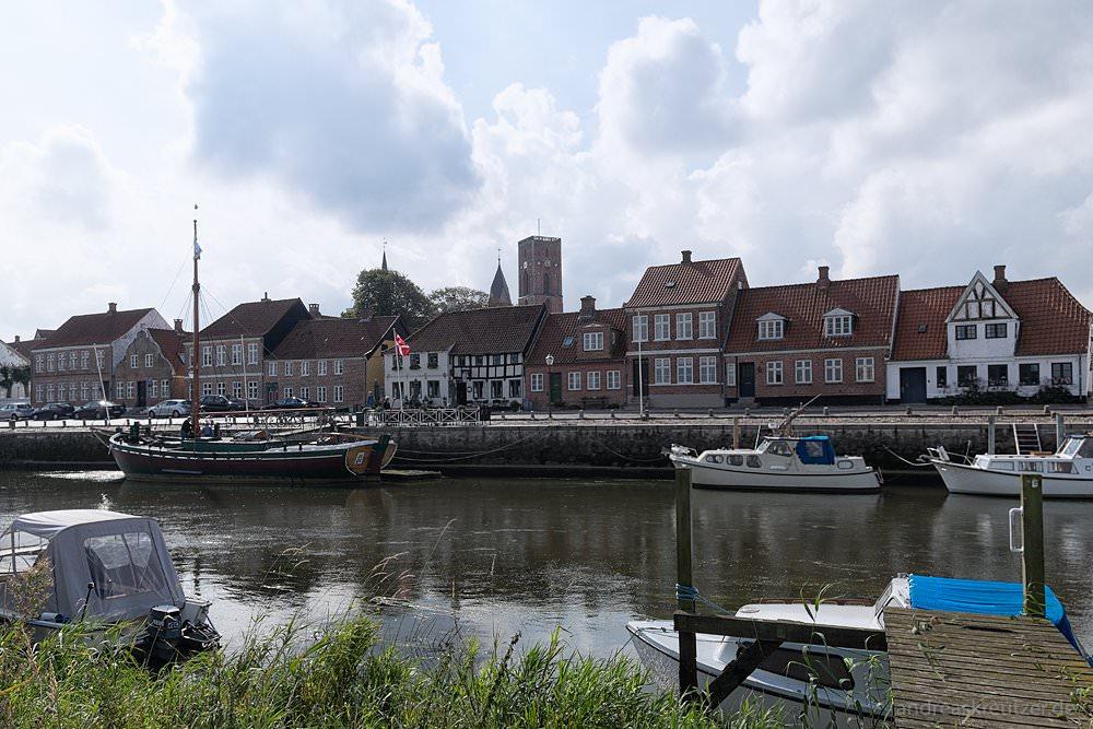 Alter Hafen von Ribe