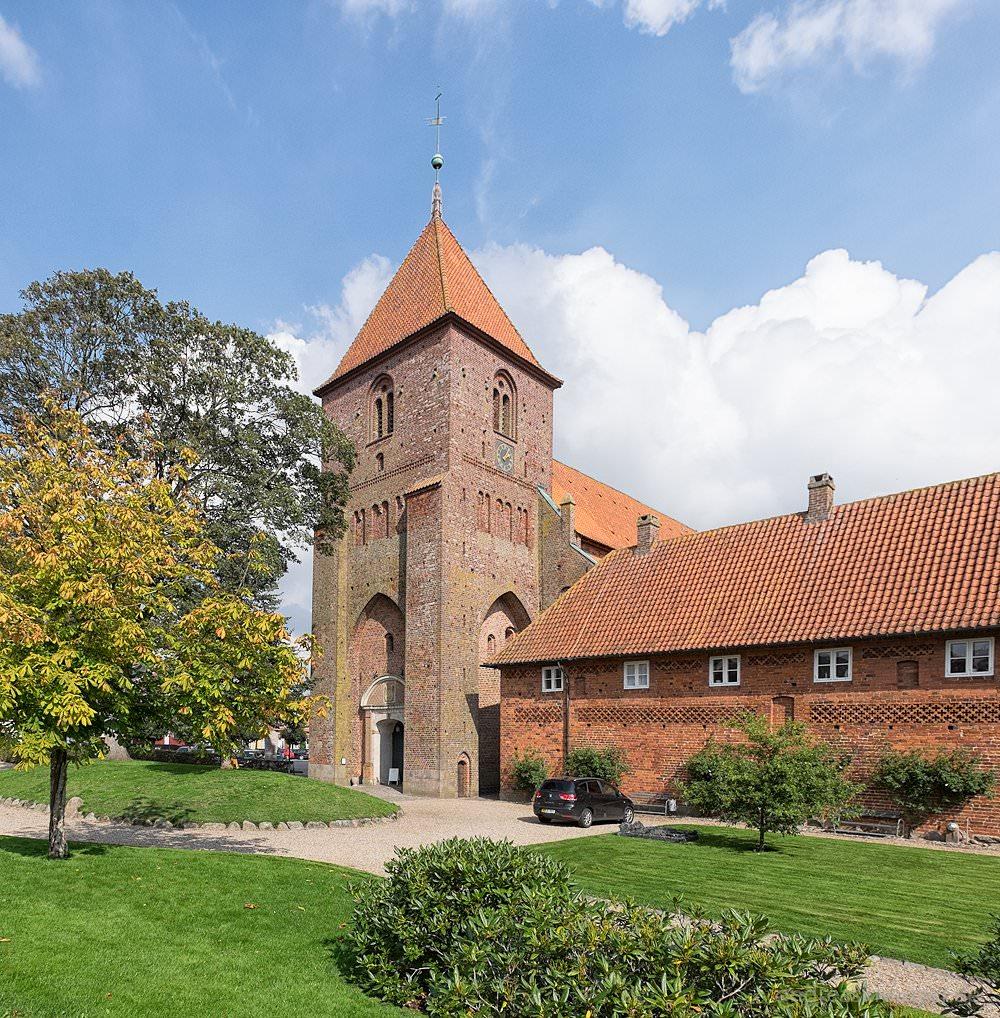 Kloster von Ribe