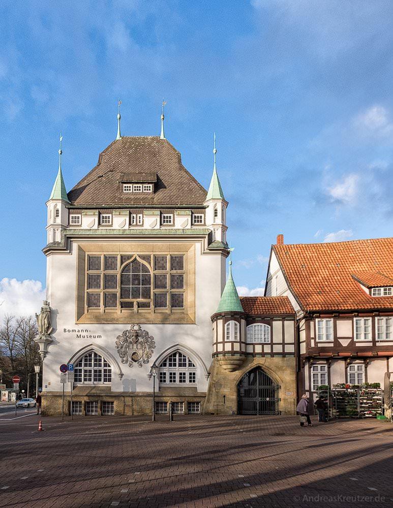 Bomann Museum in Celle