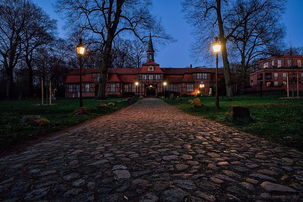 Torhaus in Wellingsbüttel