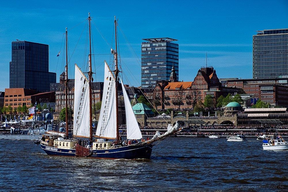 Albert Johannes - 827. Hafengeburtstag
