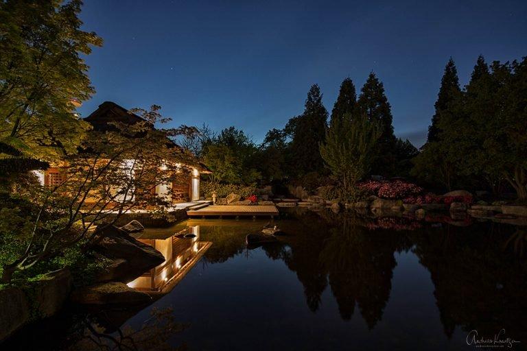 Japanisches Teehaus in Planten un Blomen II
