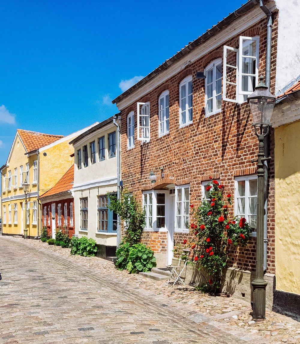 Altstadt in Ribe II