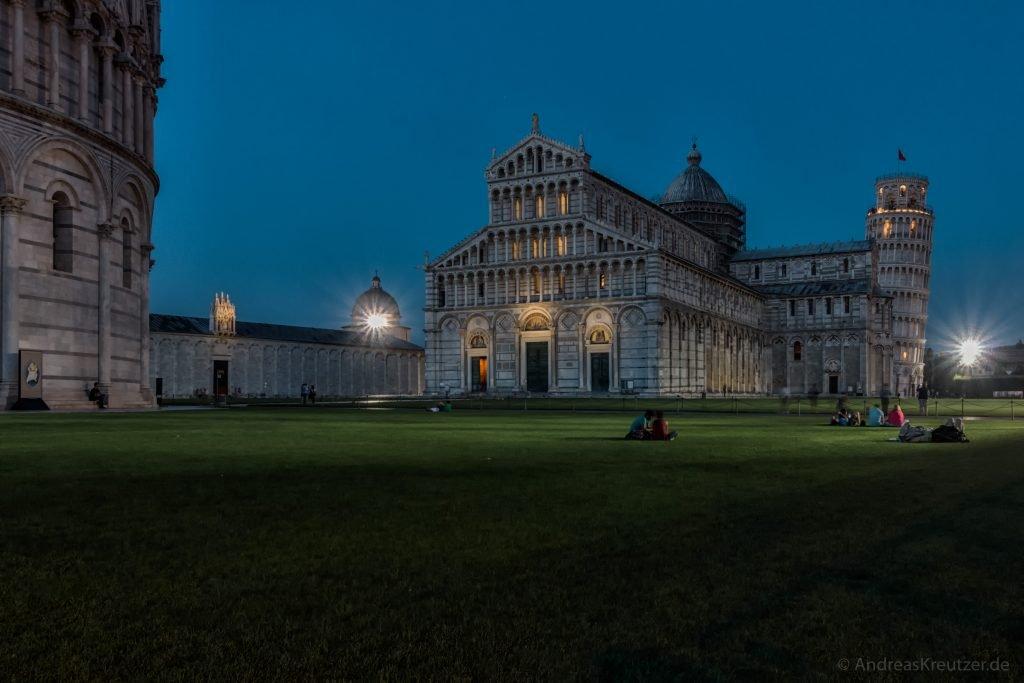 Dom zu Pisa und Turm