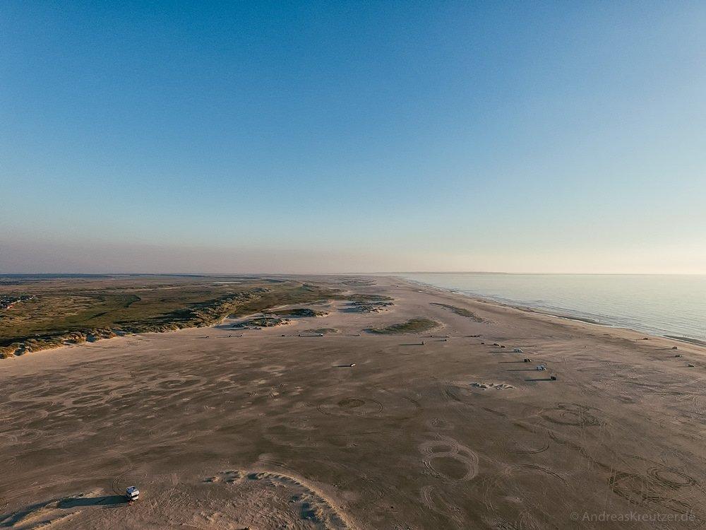 Römö - Foto mit einer DJI Drohne