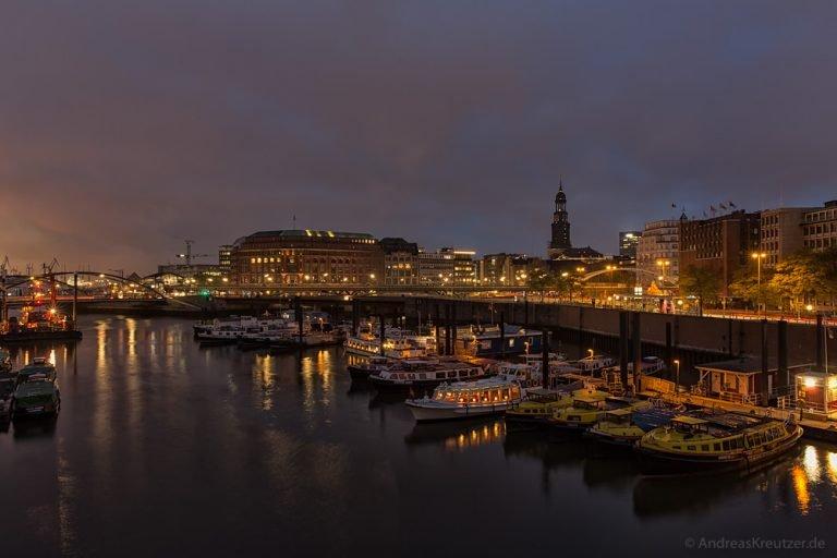 Binnenhafen am Morgen 1114