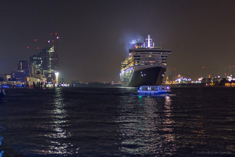 Queen Mary 2 0814 II
