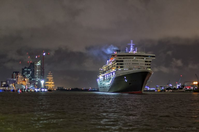 Queen Mary 2 - 1808