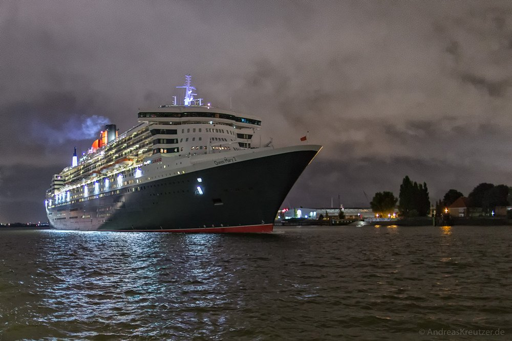 Queen Mary 2 - 1808 V