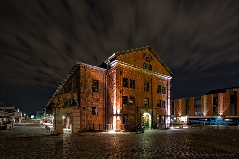 Schlachthofpassage in Hamburg