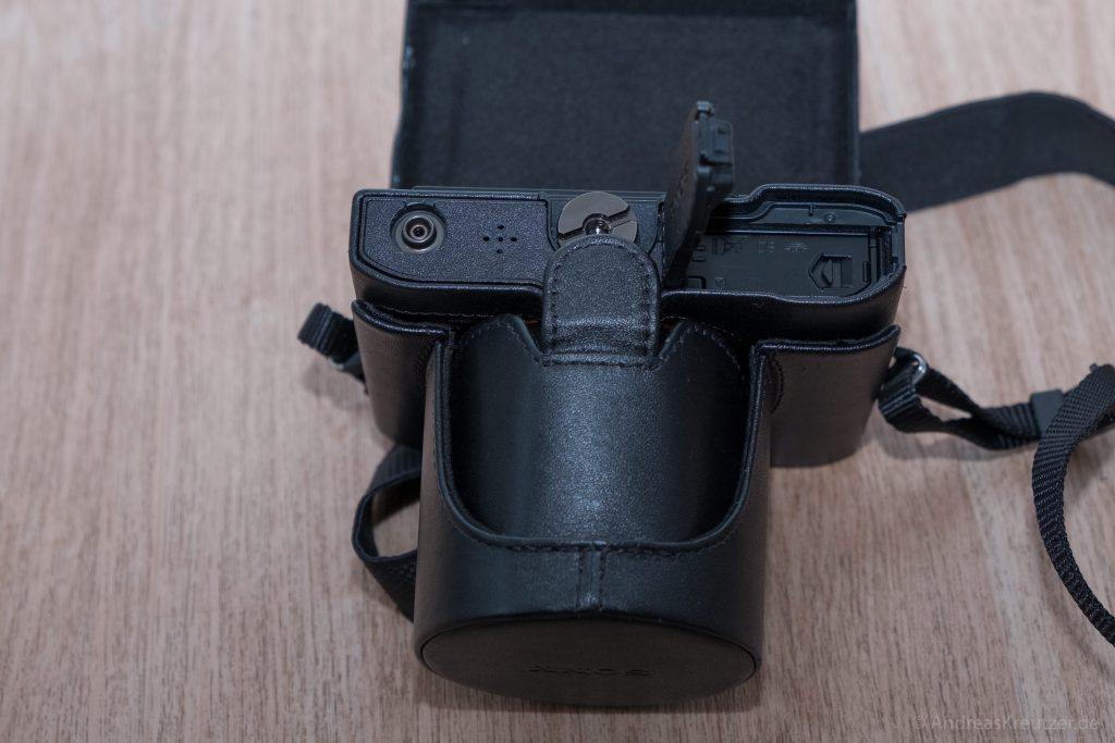 LCJ-RXH Schutzhülle Sony RX1