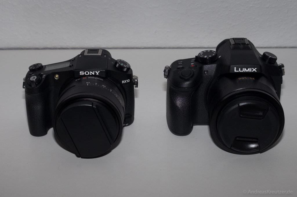 Sony RX 10 / Panasonic FZ1000