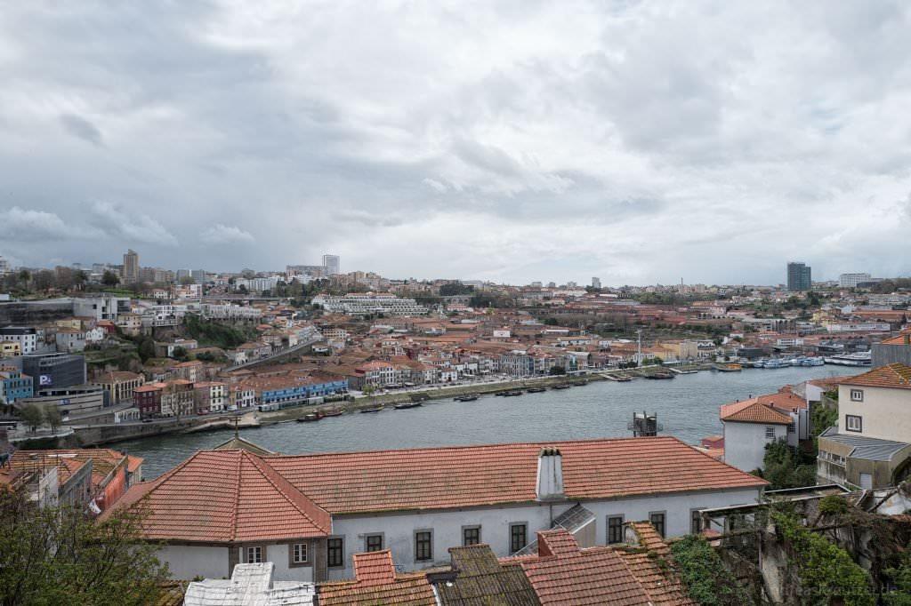 Blick auf den Douro