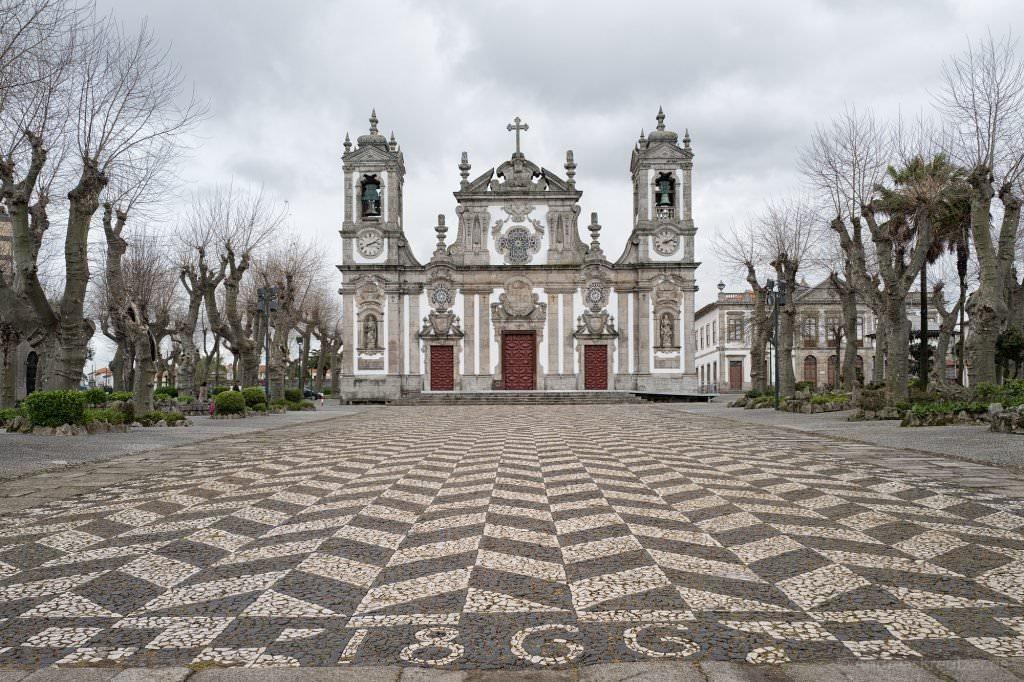 Igreja Paroquial de Matosinhos