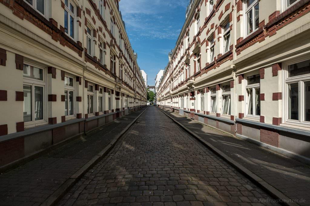 Beckstr. im Schanzenviertel