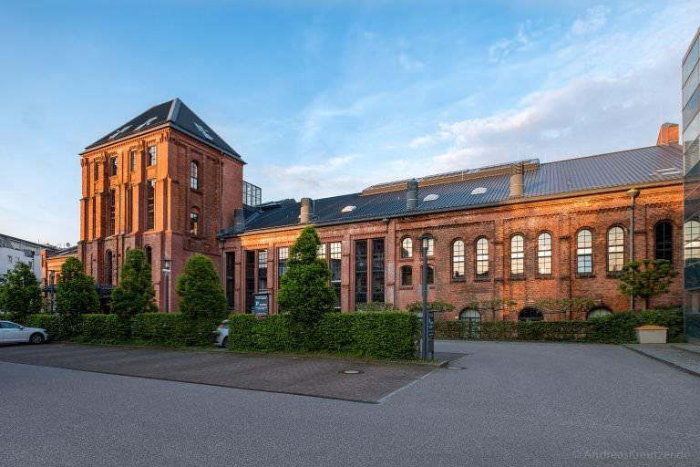 Altes Gaswerk Hamburg (bearbeitet)