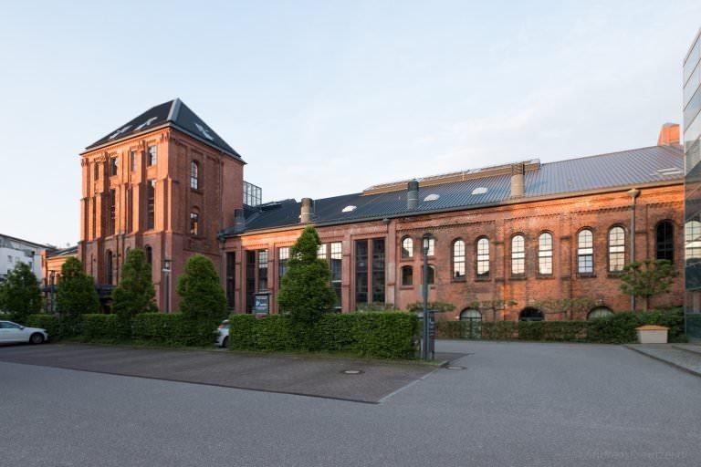 Altes Gaswerk Hamburg (unbearbeitet)