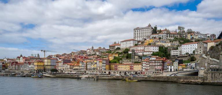 Porto - Blick auf die Altstadt