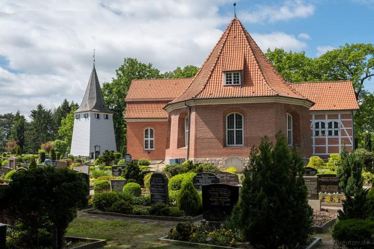 St. Severini Kirche in Hamburg Kirchwerder