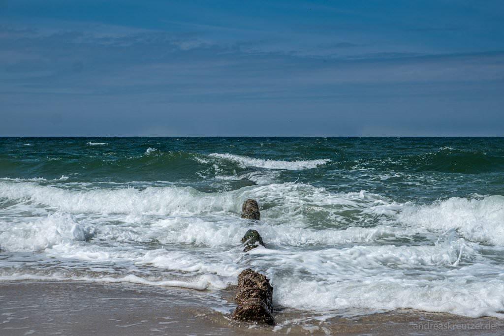 Nordsee bei Kampen auf Sylt
