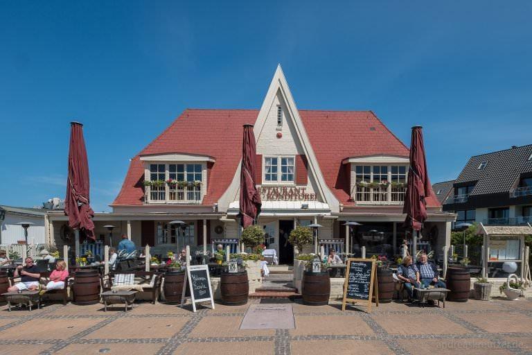 Restaurant Cafe Konditorei Meeresblick in Wenningstedt auf Sylt