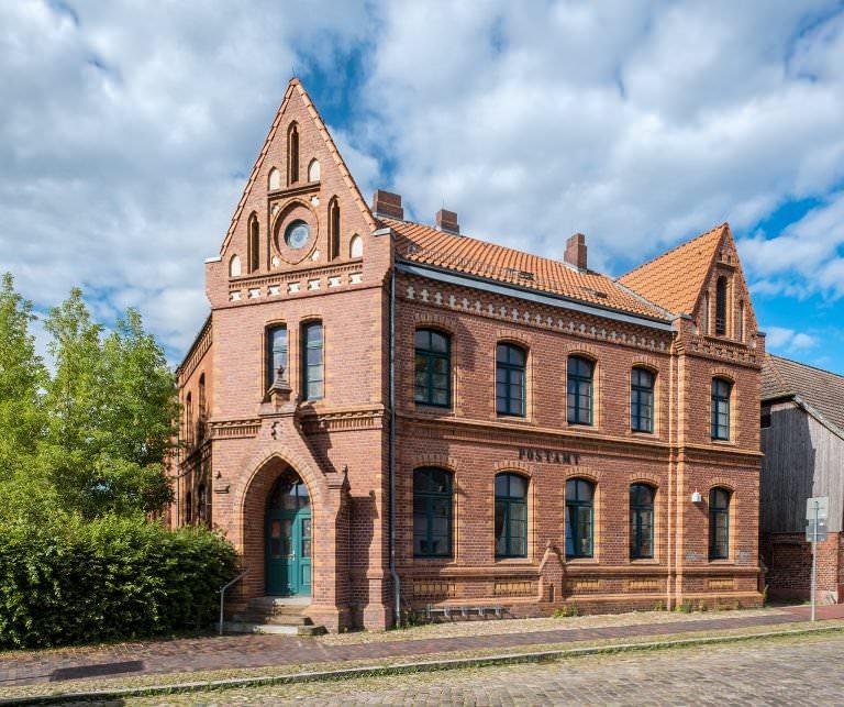 Altes Postamt Boizenburg