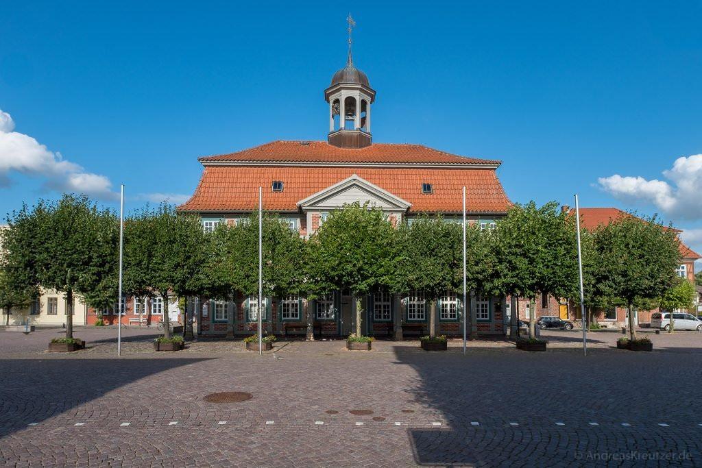 Rathaus in Boizenburg
