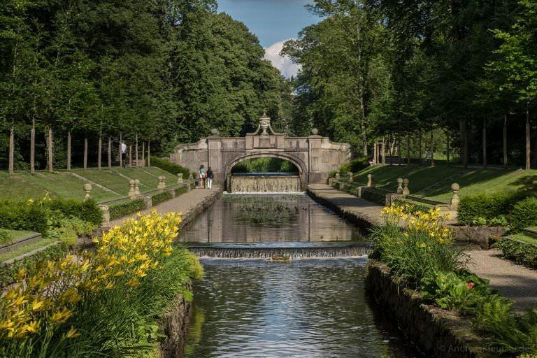 Steinerne Brücke im Schlosspark Ludwigslust