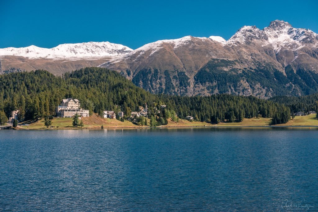 St. Moritz See