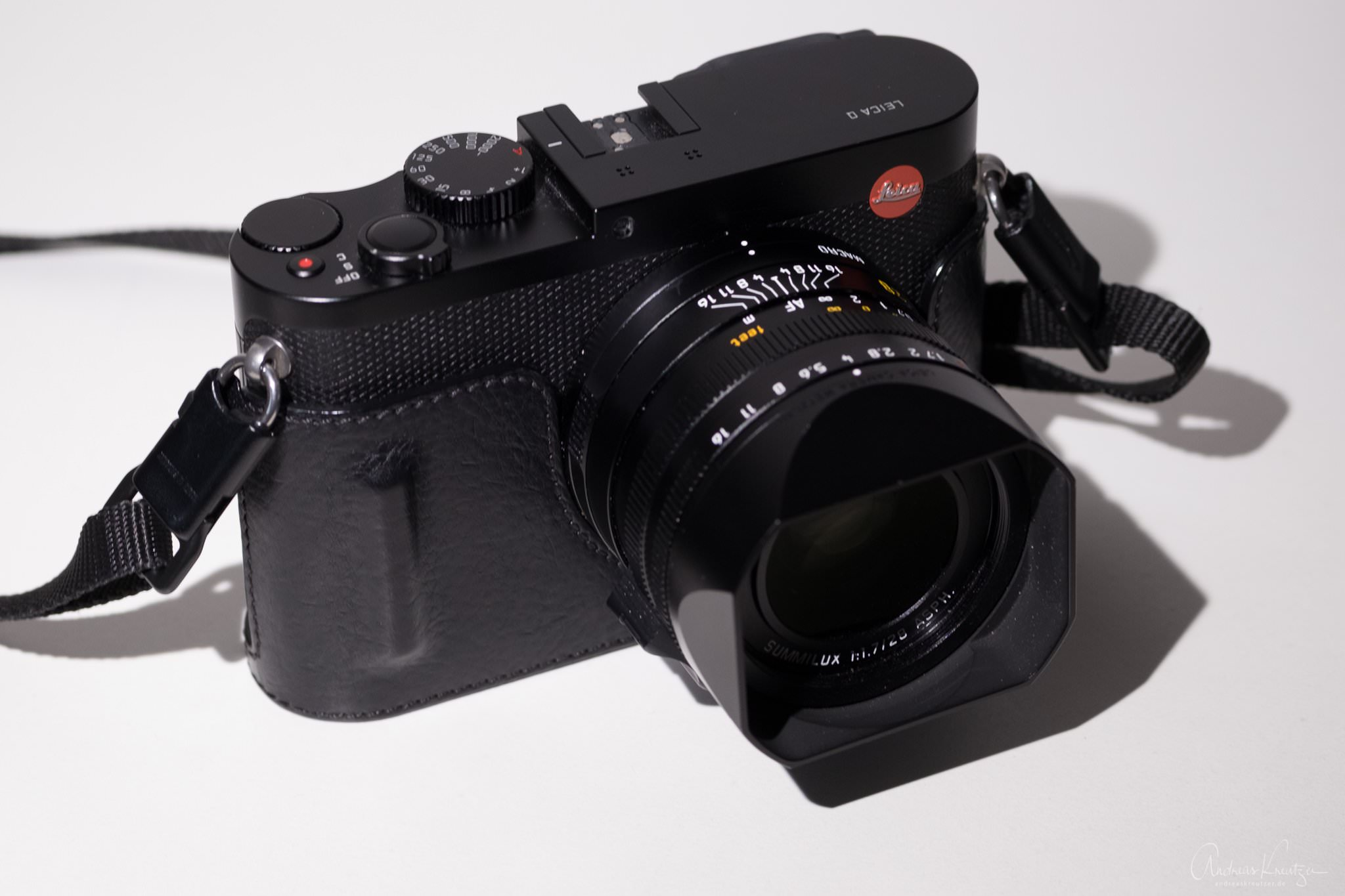 Leica Q Typ116 Frontansicht