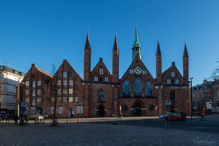 Heiligen-Geist-Hospital in Lübeck
