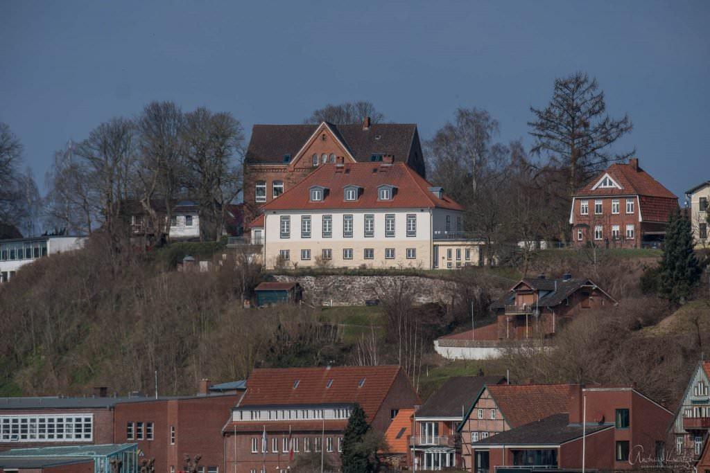 Blick auf Lauenburg