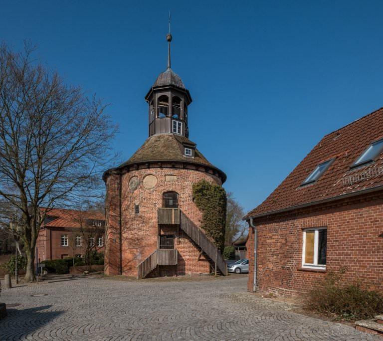 Schloßturm in Lauenburg