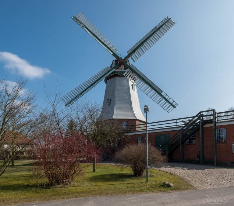 Windmühle in Artlenburg
