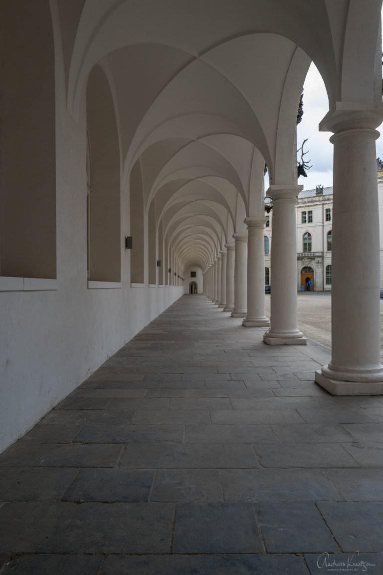 Langer Gang in Dresden