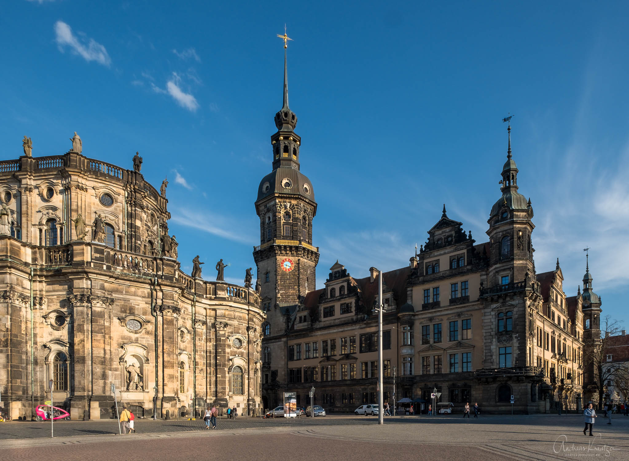 Residenzschloss in Dresden