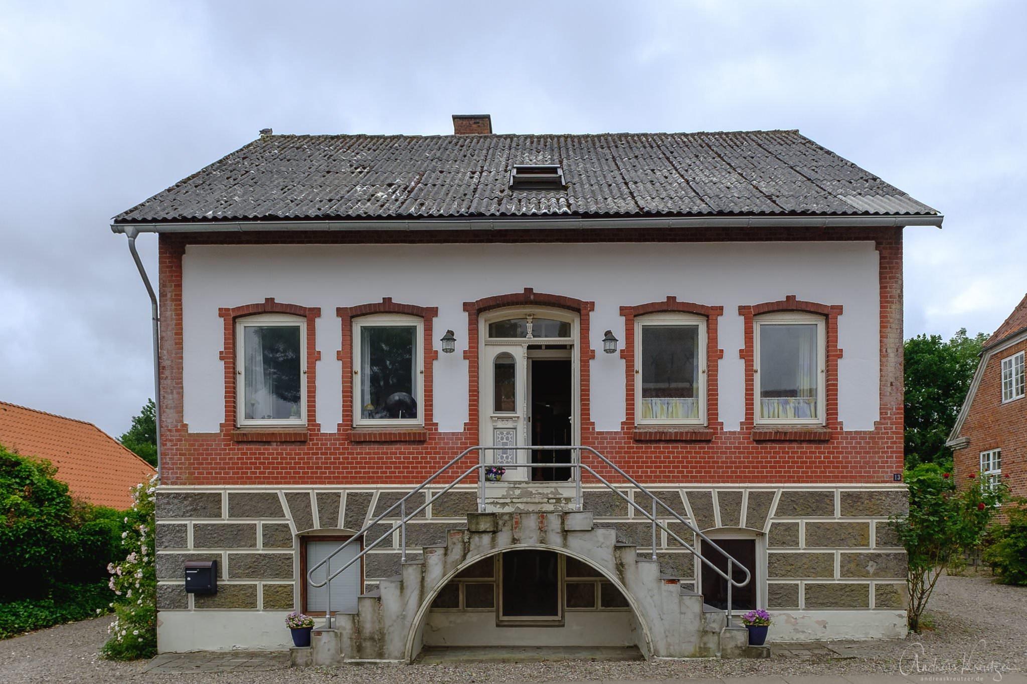 Haus in Mögeltondern
