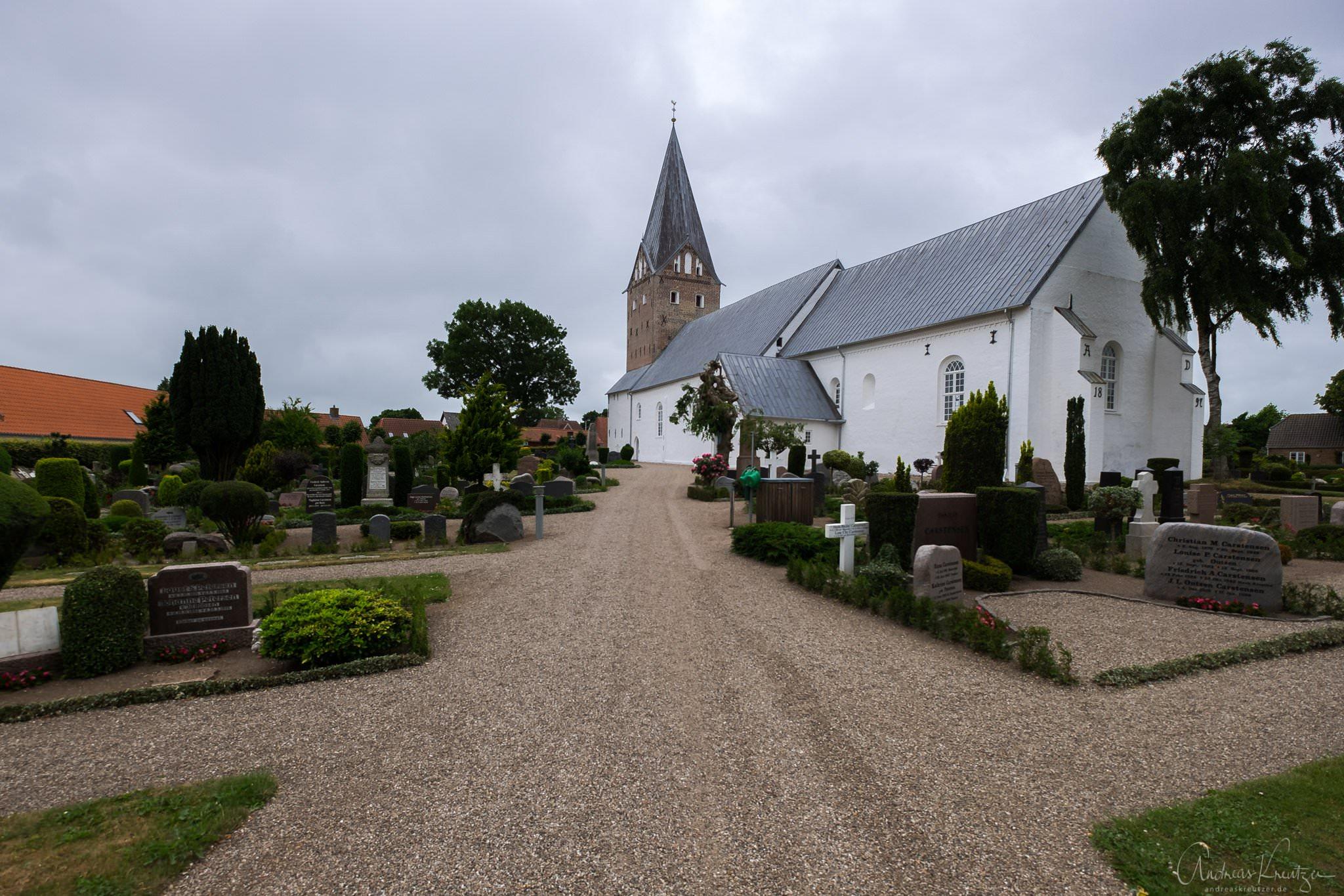 Mögeltondern Kirche