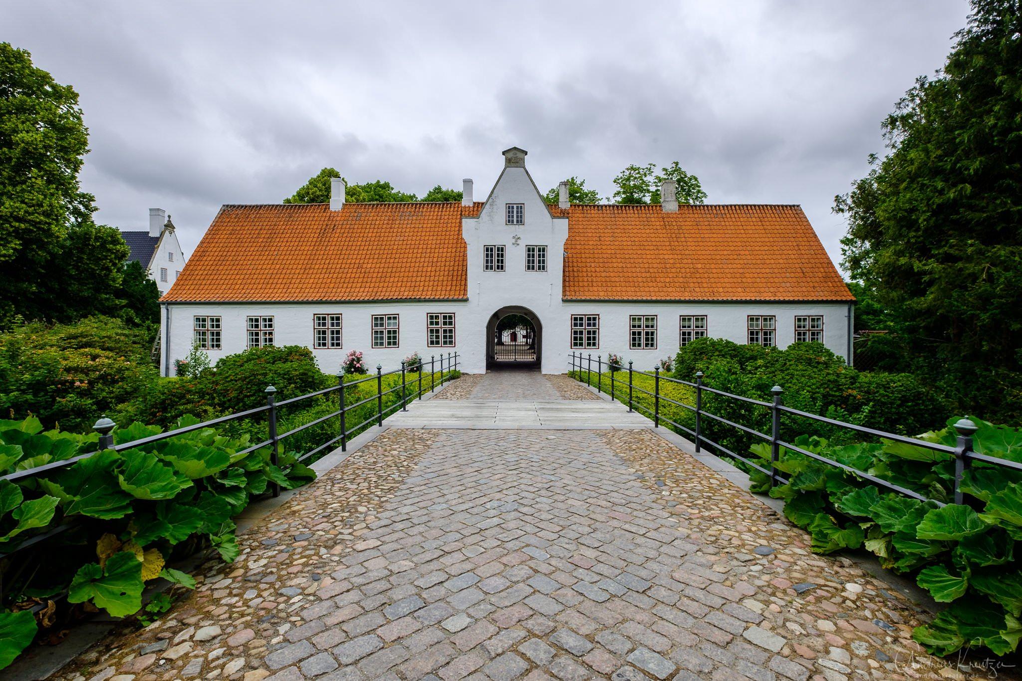 Torgebäude Schloss Schackenborg