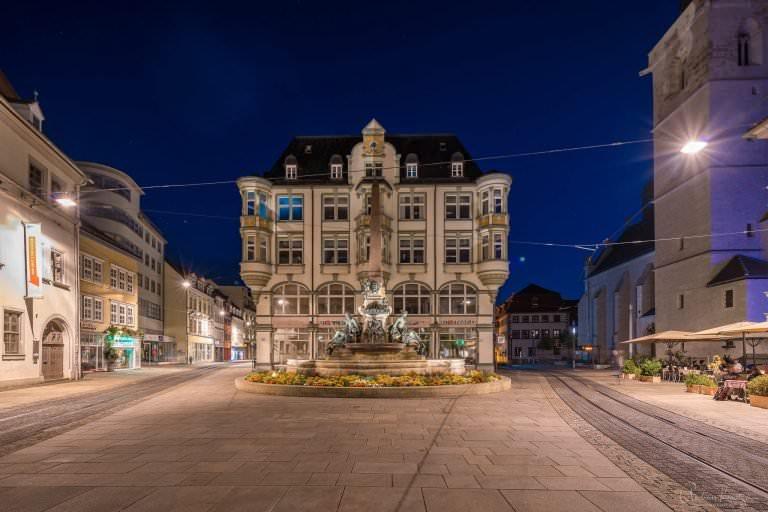 Angerbrunnen in Erfurt