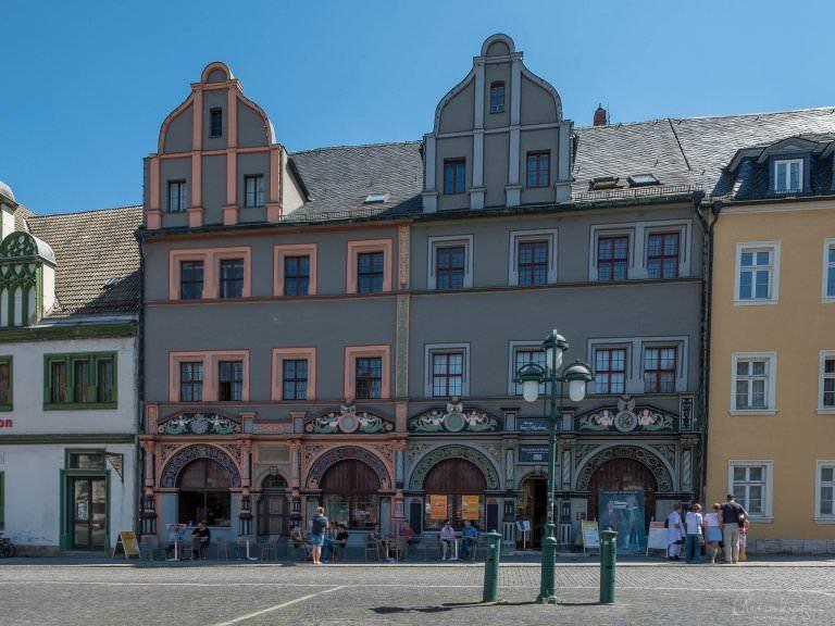 Cranachhaus in Weimar
