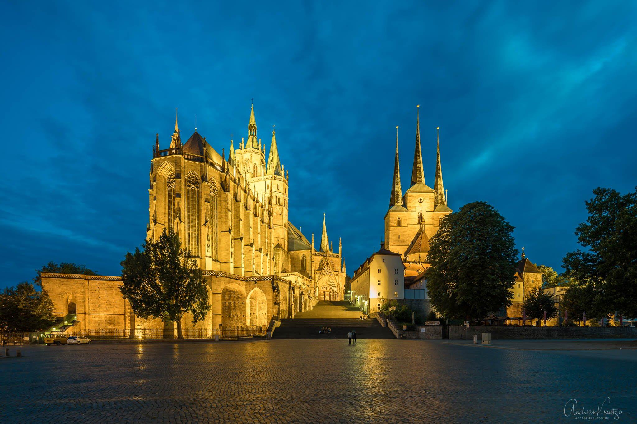 Erfurter Dom und St. Severi