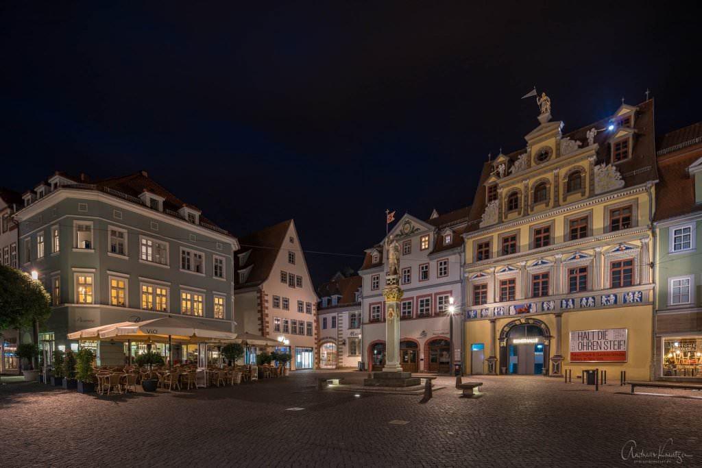 Fischmarkt in Erfurt
