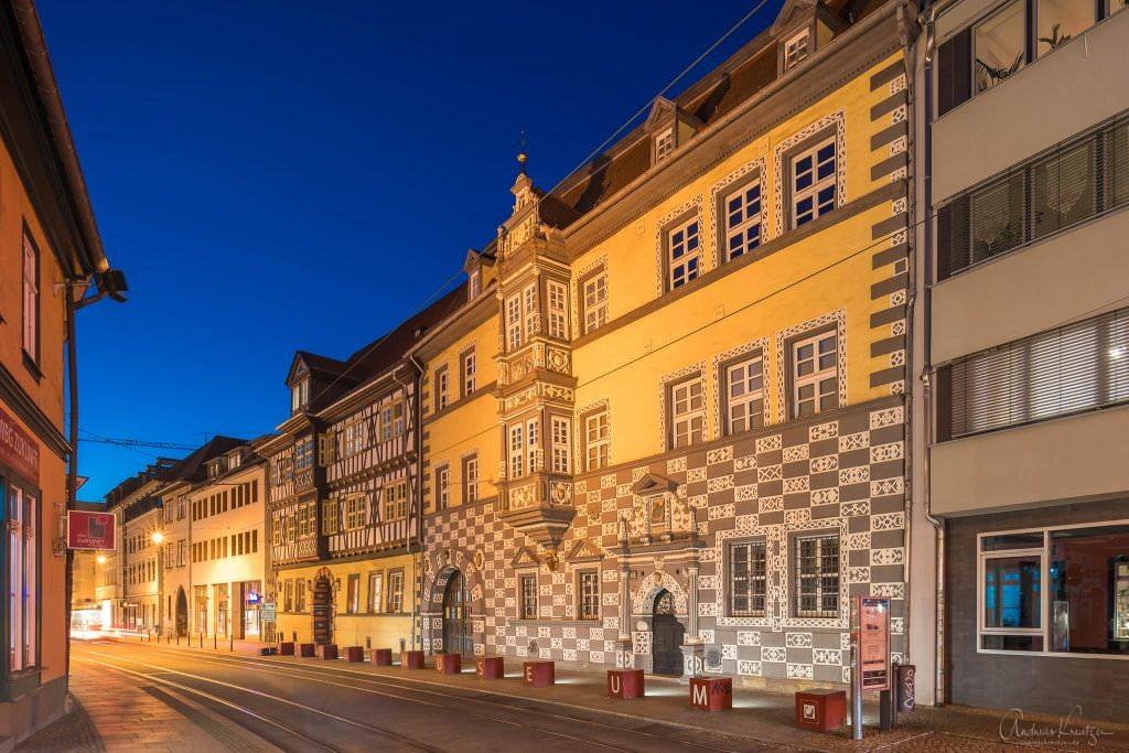 Haus zum Stockfisch in Erfurt