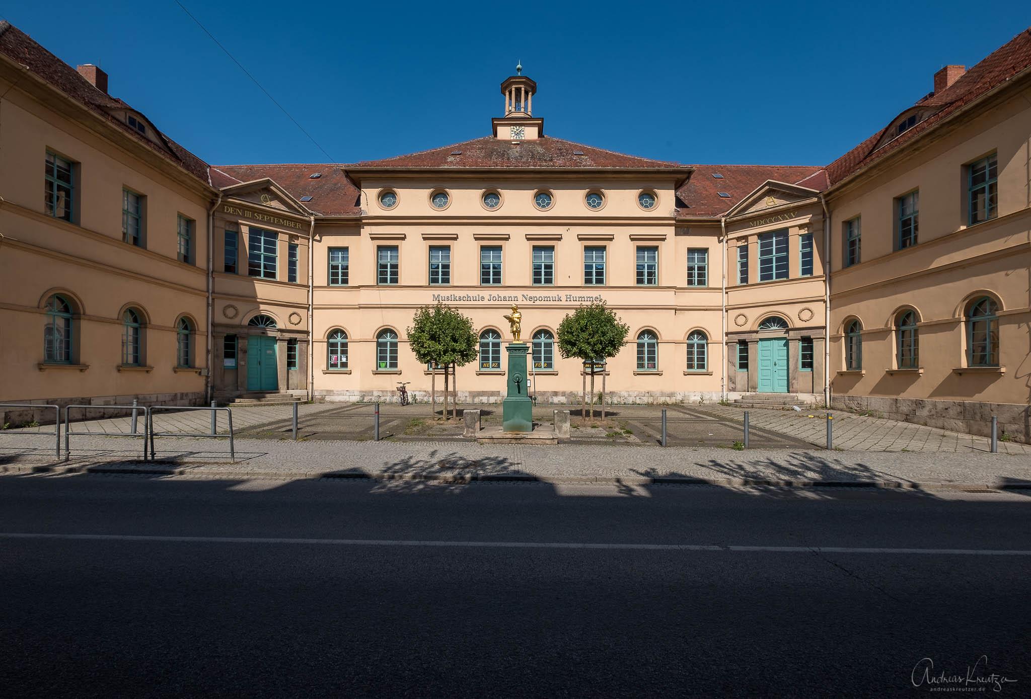 Musikschule Johann Nepomuk Hummel in Weimar