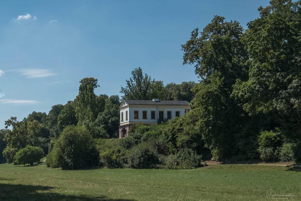 Römisches Haus im Park an der Ilm in Weimar
