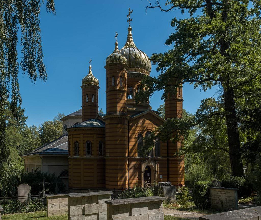 Russisch-Orthodoxe Kapelle in Weimar